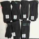 Мужские перчатки -трикотаж/сенсор В827