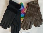 Мужские перчатки -дубленка. А196