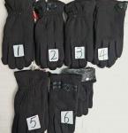 Мужские перчатки-трикотаж/сенсорные 823