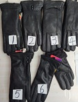 Женские перчатки кожа/олень 31
