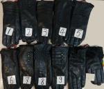 Женские перчатки кожа А161