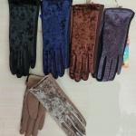 Женские перчатки-трикотаж/сенсорные 1806