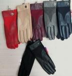 Женские трикотажные перчатки 306
