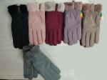 Женские трикотажные перчатки/сенсорные 182