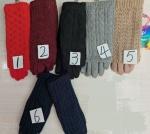 Женские перчатки-трикотаж/сенсорные 176