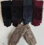 Женские перчатки -трикотаж 197