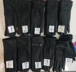 Женские перчатки -замша 163