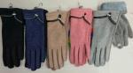 Женские перчатки-трикотаж/сенсорные 1805