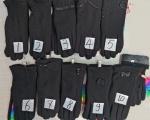 Женские перчатки-трикотаж 816