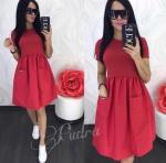 Женские платья L-1017-8