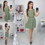 Женские платья M671-5