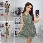 Женские платья M666-1