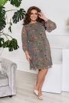 Женские платья M685-3