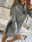 Женское спортивное платье-туника 2903-2
