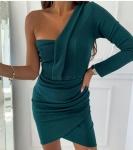 Женские платья на одно плече