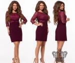Женские платья М586-4