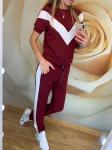 Женские летние спортивные костюмы 1039-7