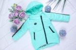 Детские демисезонные куртки р.86-116 45413-1