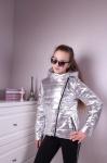 Детские демисезонные куртки р. 134-164 45389-2