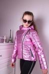Детские демисезонные куртки р. 134-164 45389-1