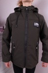 Детские демисезонные куртки р. 122-152 F15-2