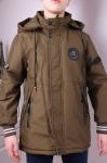 Детские демисезонные куртки р. 140-164 1731-1