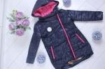 Детские демисезонные куртки р.122-152 332-6