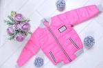 Детские демисезонные куртки р.98-128 45416-1