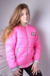 Детские демисезонные куртки р.134-164 45416-6
