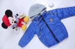 Детские демисезонные куртки р.86-116 45401-3