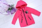 Детские демисезонные куртки р. 74-98 HC0801-2