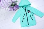 Детские демисезонные куртки р. 74-98 HC0801-4