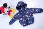 Детские демисезонные куртки р. 86-116 45410-2
