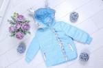 Детские демисезонные куртки р.86-116 45408-2