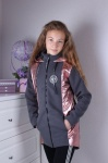 Детские демисезонные куртки р.134-164 45403-5