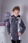 Детские демисезонные куртки р.134-164 45403-6