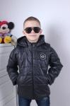 Детские демисезонные куртки р.98-128 45362-5