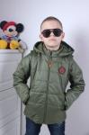 Детские демисезонные куртки р.98-128 45362-4
