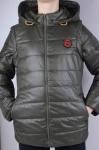 Детские демисезонные куртки р.134-164 45362-1