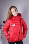 Детские демисезонные куртки р.134-164 45414-3