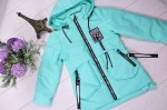 Детские демисезонные куртки р.104-128 TA-806-1
