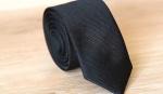 Узкий галстук жаккард U-102
