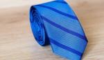 Узкий галстук жаккард U-92
