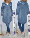 Женские джинсовые кардиганы