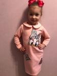 Детские платья р. 104-134