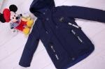 Детские демисезонные куртки р. 116-146 7-817-1