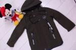 Детские демисезонные куртки р. 116-146 7-817-2