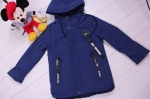 Детские демисезонные куртки р. 116-146 7-817-3