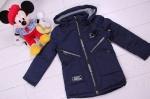 Детские демисезонные куртки р. 116-146 831-1