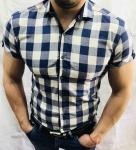 Мужские рубашки с коротким рукавом 2761-6